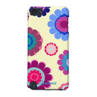 Niedlicher bunter Kasten Blumenipod-Touch-5g iPod Touch 5G Hülle