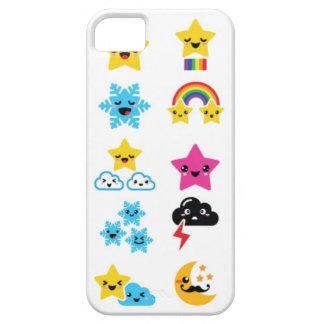 Niedlicher bunter Kawaii Etui Fürs iPhone 5