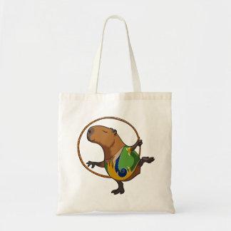 Niedlicher Capybara-rhythmische Tragetasche