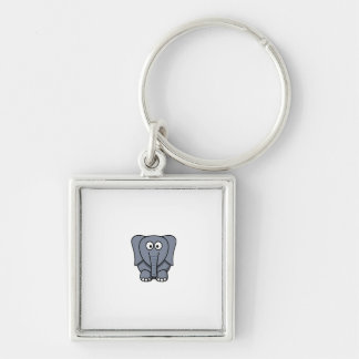 Niedlicher Cartoon-Elefant Clipart Schlüsselband