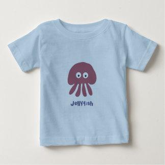 Niedlicher Cartoon Quallen-Säugling T - Shirt