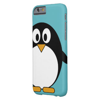 Niedlicher CartoonPenguin Barely There iPhone 6 Hülle