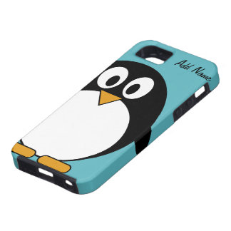 Niedlicher CartoonPenguin - iPhone 5 iPhone 5 Schutzhüllen