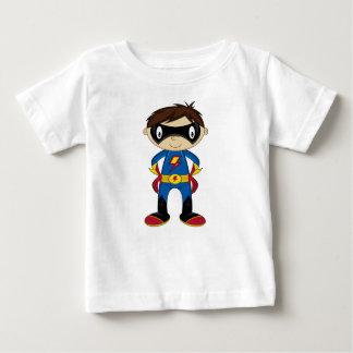 Niedlicher CartoonSuperhero Tshirts