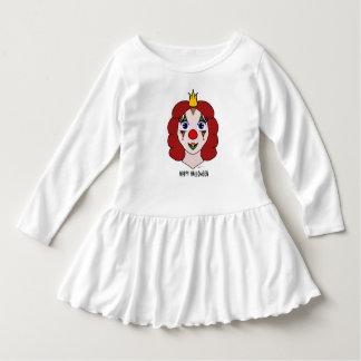 Niedlicher Clown Kleid