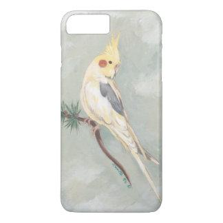 Niedlicher Cockatiel iPhone 8 Plus/7 Plus Hülle