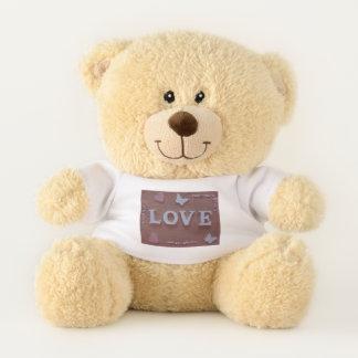 Niedlicher dekorativer Liebeteddy-Bär Teddybär