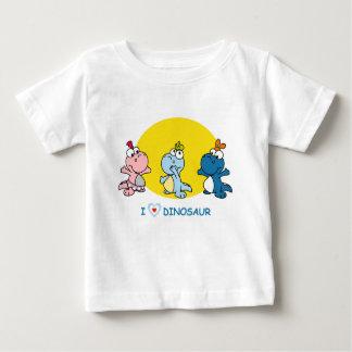 Niedlicher Dino-T - Shirt für Kinder