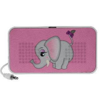 Niedlicher Elefant Speaker