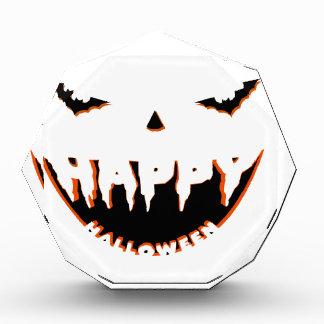 Niedlicher Entwurf Halloweens Acryl Auszeichnung