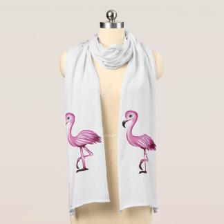 niedlicher Flamingo Schal