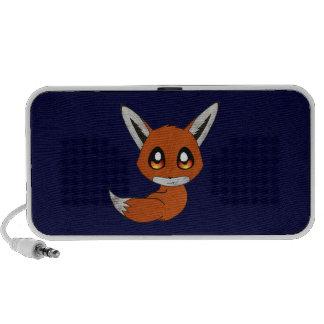 niedlicher Fuchs iPod Speaker