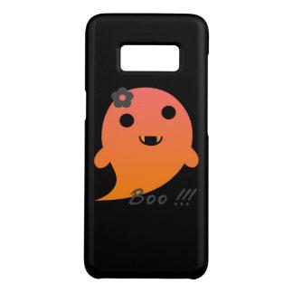 """Niedlicher Geist mit Blume und Wort """"Boo """" Case-Mate Samsung Galaxy S8 Hülle"""