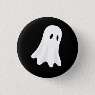 Niedlicher Geist Runder Button 3,2 Cm