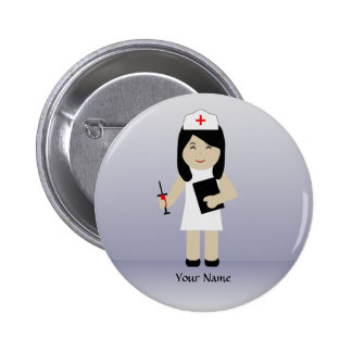 Niedlicher Gewohnheits-Knopf der Runder Button 5,1 Cm