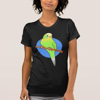 Niedlicher grüner Parakeet T-Shirt