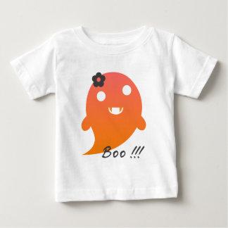 Niedlicher Halloween-Geist Baby T-shirt