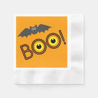 Niedlicher Halloween-Schläger-Papierservietten Papierserviette