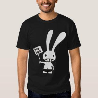 niedlicher Häschendoppelt-Seiten-T - Shirt