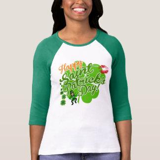 Niedlicher Heiligen Patrick Tag T-Shirt