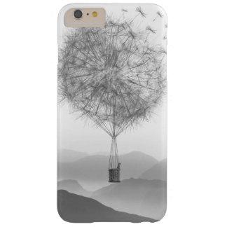 Niedlicher Heißluft-Ballon-Löwenzahn-Samen-Schlag Barely There iPhone 6 Plus Hülle