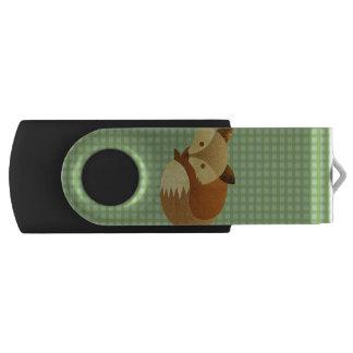 Niedlicher HerbstFox USB Stick