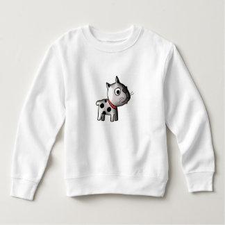 Niedlicher Hundeniedliche Welpen-Strickjacke Sweatshirt