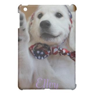 Niedlicher Hundeschutz iPad Mini Cover