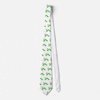 Niedlicher Inchworm mit einer Idee! Krawatte