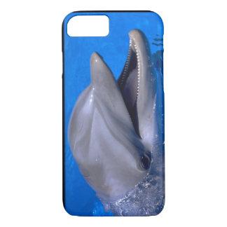 Niedlicher iPhone 7 Fall schöner Delphin iPhone 8/7 Hülle