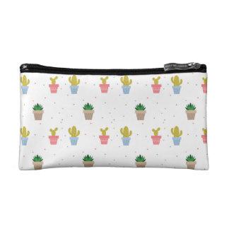 Niedlicher Kaktus Makeup-Tasche