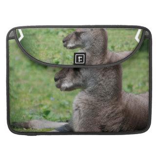 "Niedlicher Känguru 15"" Macbook Hülse Sleeve Für MacBooks"