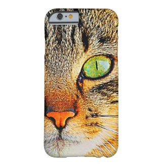 Niedlicher Kasten der Katzen-I des Telefon-6 Barely There iPhone 6 Hülle