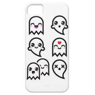 Niedlicher Kawaii Geist-Telefonkasten Schutzhülle Fürs iPhone 5