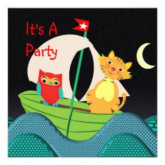 Niedlicher Kinderzimmer-Reim-Themed Party