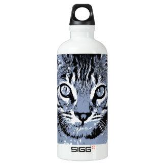 Niedlicher Kitty Aluminiumwasserflasche