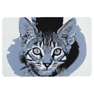 Niedlicher Kitty Bodenmatte