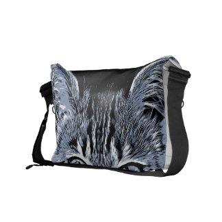 Niedlicher Kitty Kurier Taschen