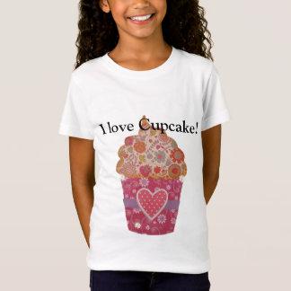 Niedlicher kleiner kleiner Kuchen T-Shirt