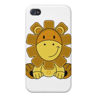 Niedlicher kleiner Löwe iphone 4 Fall iPhone 4 Hüllen