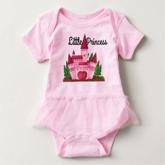 Niedlicher kleiner Prinzessin Tutubodysuit Baby Strampler