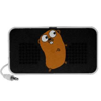 niedlicher kundengerechter Gopher Mini Speaker