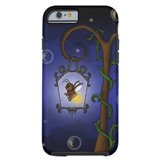 niedlicher Leuchtkäfer Tough iPhone 6 Hülle