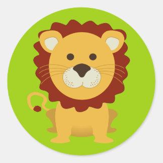 Niedlicher Löwe