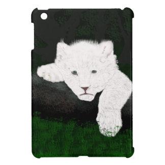 niedlicher Löwe iPad Mini Hülle