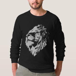Niedlicher Löwe Sweatshirt
