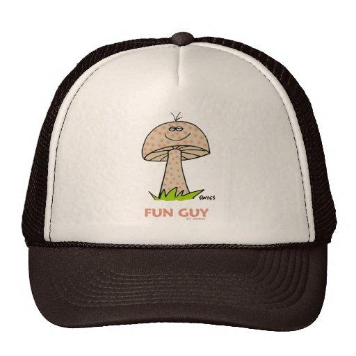 Niedlicher lustiger Hut für Ehemann, Freund oder V