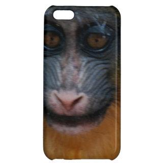 Niedlicher Mandrill Affe iPhone 5C Cover