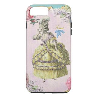 Niedlicher Marie Antoinette - iPhone 8 Plus/7 Plus Hülle