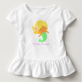 Niedlicher Meerjungfrau-T - Shirt